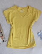 żółta bluzeczka BLUZKA ze skorpionem rozmiar L XLXXL