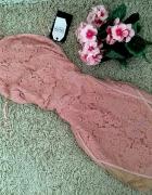 PUDER roz koronkowa sukienka HIT...