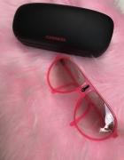 Okulary CARRERA Champion Fluo pink różowe oryginalne