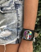 stamps zegarek znaczek komplet brak sygnału unisex