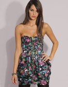 ASOS sukienka tulipan kwiatuszki ciapki