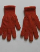 Rękawiczki rude