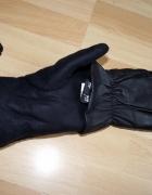 BORJESSON Thinsulate 2w1 rękawice skóra roz 8