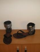 sandały japonki 38 24cm SoNize