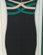 Sukienka bandażowa H&M...