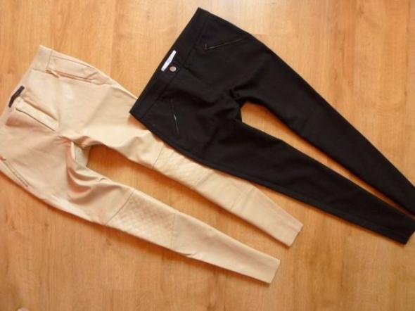 Spodnie zara i mango 36 rurki 50 zł za 2 pary
