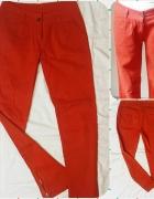 Spodnie rurki z zameczkami...