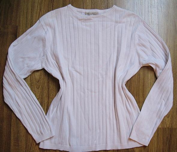 Reserved biały sweter męski roz M L