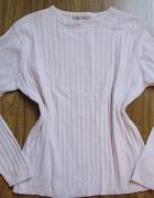 Reserved biały sweter męski roz M L...