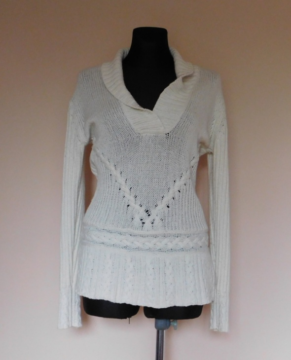 Old Navy sweter ecru 40...