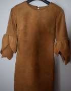 sukienka struksowa