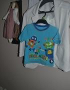 George bluzka 2 3 lata 92cm 98cm T shirt Roboty...