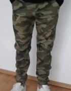 Spodnie męskie joggery M nowe...