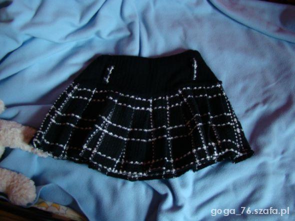 Spódnice welniana spodnica