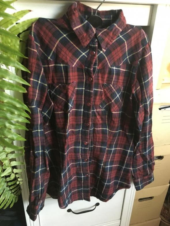 koszula w kratę firmy Select 38...