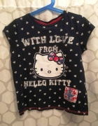 Bluzeczka z Hello Kitty...