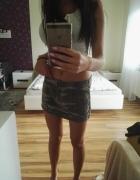 moro spódnica mini...
