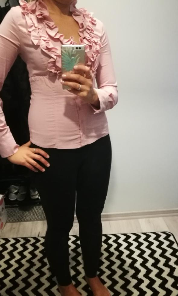 Koszula różowa ozdobna Tally Weijl Xs...
