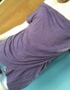 Elegancka fioletowa bluzeczka