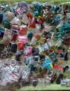 Zestaw półfabrykatów do tworzenia biżuterii