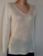 Złoty sweter RESERVED...