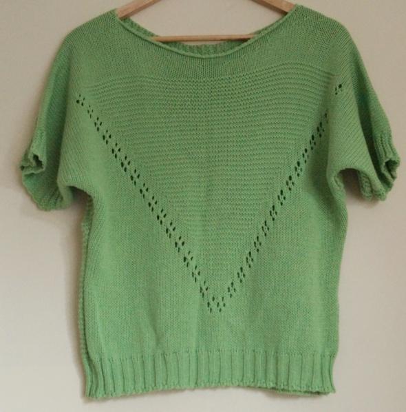 zielony sweterek 36 38
