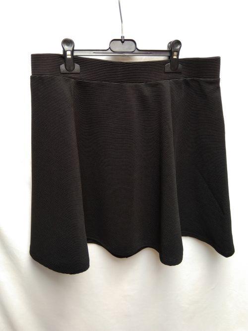 Spódnica czarna H&M L...