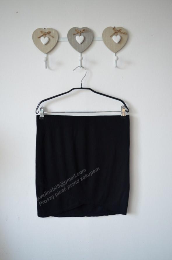 spódnica prążki przekładana m