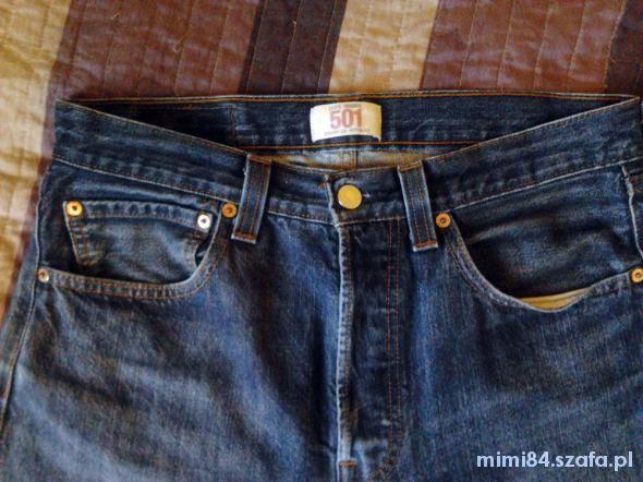 Spodnie Levis męskie jak nowe...