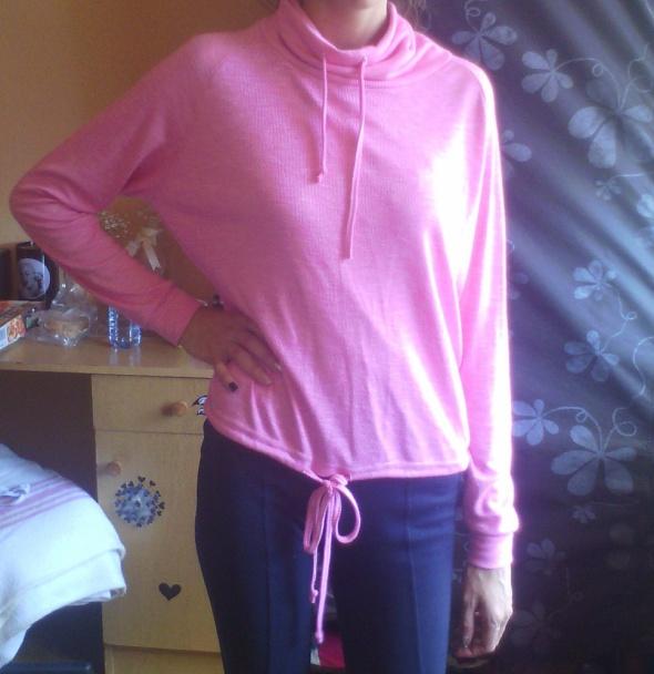 Różowa bluzka Atmosphere