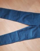 Spodnie legginsy jeansowe...