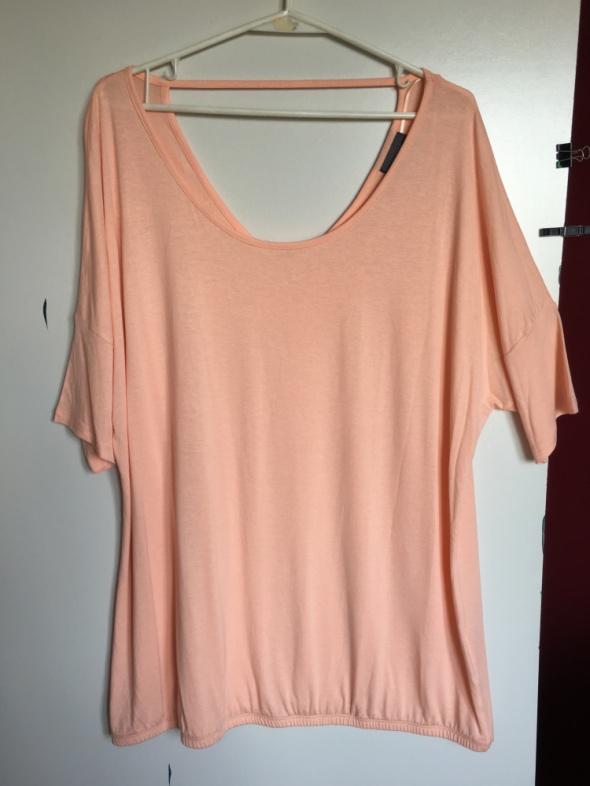 Łososiowa nowa bluzka XL Yessica...