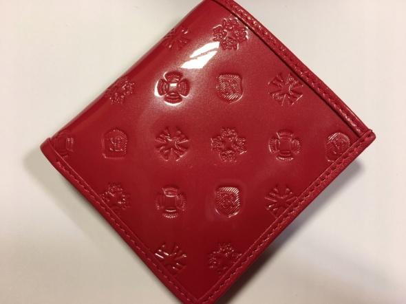 WITTCHEN Signature portfel RÓŻ lakier NOWY w pudełku