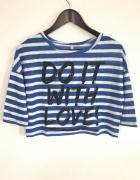 Koszulka DO IT WITH LOVE...