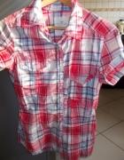 Koszula w kratkę H&M 36