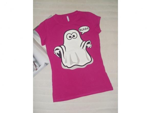 FISHBONE T shirt koszulka z nadrukiem 34 36