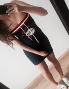 Sportowa sukienka tuba