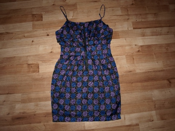 Suknie i sukienki Letnia kolorowa rozm M