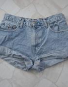 Tommy Hilfiger jeansowe szorty L 33 34