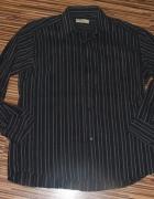 czarna koszula Daniel rozmiar L