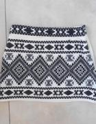 Topshop spódniczka etno wzory print haftowana hafty...