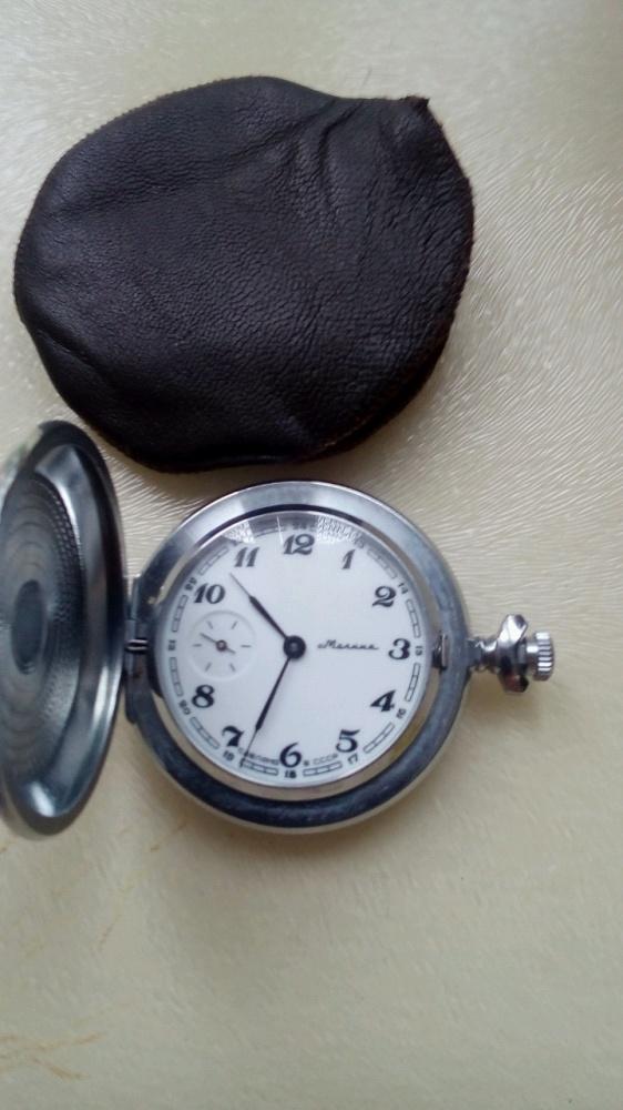Zegarki Zegarek kieszonkowy mechanizm