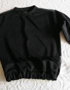 Bluza ze wstawkami z siateczki M