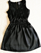 Mała czarna sukienka S Tommy Hilfiger