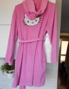 HM szlafrok hello kitty różowy pink