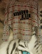 Bluzka aztecki wzór