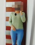 F&G sweterek khaki