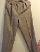 Damski garnitur FEDORA 38 marynarka i spodnie wysoki stan