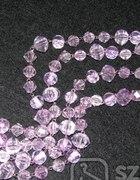 Fioletowe kryształki