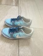 Niebieskie Nike